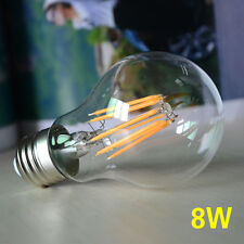E27 Retro Bulb LED Light COB Edison Filament dimmable Lamp  2W/4W/6W AC120V/220V