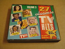 2-CD BOX / 27 VLAAMSE TV HITS VOL. 3
