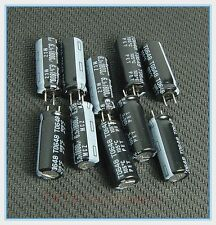 (12pcs) 1800uf 6.3v Rubycon Electrolytic Capacitors MCZ ultra low ESR 6.3v1800uf