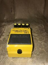 Boss OS-2 Overdrive & Distortion effects pedal