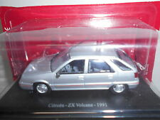CITROEN ZX VOLCANE COLLECTION CITROEN UH NOREV ATLAS 1/43