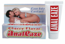 Anal Eaze Desensitising Cream Lube Lubricant Cherry Flavour Free Next Day Post