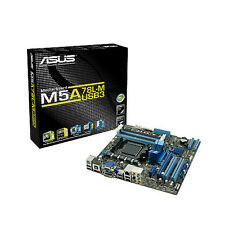 Brand New ASUS M5A78L-M/USB3 Socket AM3+ Motherboard ***Free Priority Shipping