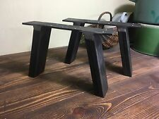 DIY Coffe Table, TV stool, Bench, Chair legs HANDMADE Rustic Industrial