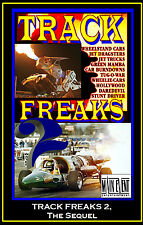 Drag Racing TRACK FREAKS 2, Wild Rides A Main Event Entertainment DVD
