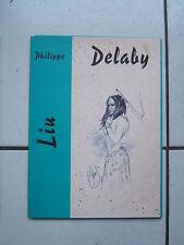 DELABY  /  PORTFOLIO /  LIU  /  350  EX NUM SIGN  /  2003