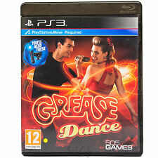 Grease Dance (Sony PS3) Playstation Childrens Kids Family Party Dancing Game PAL