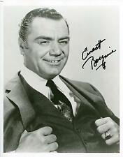 """ERNEST BORGNINE """"MCHALES NAVY"""" """"MARTY"""" ACTOR AA WINNER SIGNED PHOTO AUTOGRAPH"""
