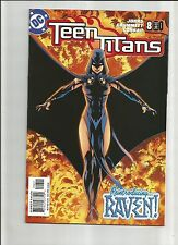 Teen Titans 8 (2003)    1ST FULL APPEARANCE RAVAGER!!!  EXTREME HIGH GRADE!!!!