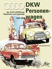 DKW Personenwagen 1950-1966 - Der AUTO UNION