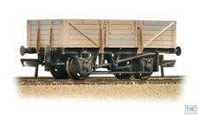 33-087 Bachmann OO 5 Plank China Clay Wagon BR Bauxite Heavily Weathered