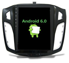 Head unit Android 6.0 GPS WIFI Ford Focus from 2012 à 2014 Screen touch 10,4""