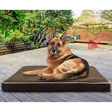 Orthopedic Dog Bed Extra Large Jumbo Therapeutic XL Outdoor Water Resistant Soft