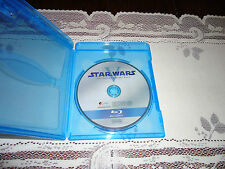 MINT Star Wars 5, Episode V: The Empire Strikes Back (Blu-ray & Blu-ray Case)