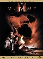 Brand New DVD The Mummy 1999 Collector's Edition Rachel Weisz Brendan Fraser