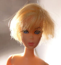 Vintage Barbie & Friends Mod Blonde TNT Twist N Turn Hair Fair Barbie Japan