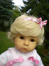 Zapf Colette Puppe 48 cm Lavendel blond aus 90-er Spielpuppe Sammlerpuppe Doll