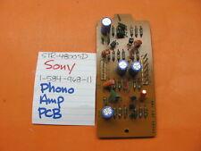 SONY 1-584-968-11 PHONO AMP PCB STR-4800SD STEREO RECEIVER