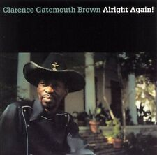 Clarence 'Gate Brown - Alright Again [New Vinyl]