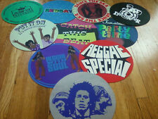 Vintage Turntable Slipmat Designs MENTO DUB ROCKSTEADY SKA REGGAE MARLEY pick 1