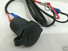 12v car lighter socket outlet dvr phone piggyback mini fuse hardwire for dashcam