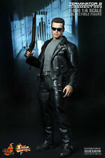 Hot Toys Terminator 2: Judgment Day T-800 Action Figure  MMS117