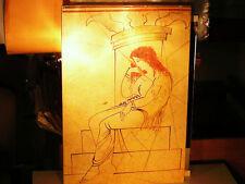FAC SIMILE BAS RELIEF ANTIQUITE GRECQUE :APOLLON JEUNE (réplique d'art Antique)