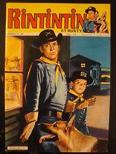 BD Rintintin et Rusty - 1983