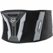 Fox Racing Turbo Kidney Protection Belt Black Grey
