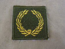 US ARMY WW2 Meritorious Unit Commendation Aufnäher Patch Badge Abzeichen