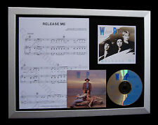 WILSON PHILLIPS Release Me TOP QUALITY MUSIC CD FRAMED DISPLAY+FAST GLOBAL SHIP