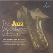 The Jazz Woodwinds Collection CD NEW