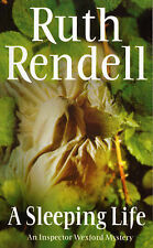 "A Sleeping Life (Inspector Wexford) Ruth Rendell ""AS NEW"" Book"