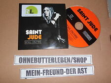 CD Indie Saint Jude - Soul On Fire (1 Song) MCD SAINT JUDE REC