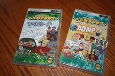 National Lampoon Lot Tooned Up & The Best of the Romp UMD Video PSP Brand New