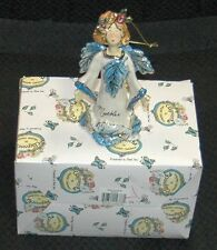 """RARE Blue Sky Clayworks """"Mother"""" Angel Bell 4-1/4"""" by Heather Goldminc - NEW NIB"""