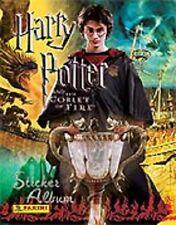 10 Sticker Harry Potter Feuerkelch zum Aussuchen Panini