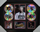 TYGA MEMORABILIA FRAMED SIGNED LIMITED EDITION 4CD.