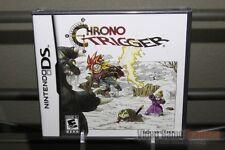 Chrono Trigger (Nintendo DS, 2008) Y-FOLD SEALED! - EXCELLENT! - RARE!