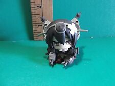 """#587 Unknown Anime 1.5""""in Mini Girl Figure Sitting down Armed to the Teeth"""