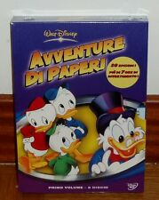 PATO AVENTURAS-PACK 3 DVD-DISNEY-NUEVO-PRECINTADO-20 EPISODIOS-NEW-SEALED