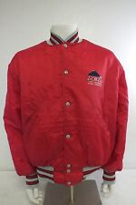 Vintage Holloway NBL 1999 Colorado State Champion Red Insulated Jacket Men's XL