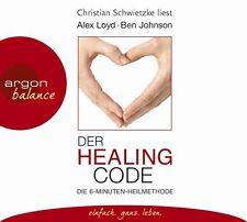 Der Healing Code von Alex Loyd und Ben Johnson (2013). Hörbuch. 2 CD