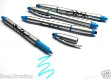 4x Ballpoint Pens with Stylus & Blue Highlighter Works with iPhone iPad Android