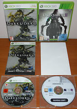 Darksiders Collection (1 & 2 / II Blunde Copy) Xbox 360 / One, Pal-España