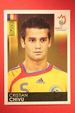Panini EURO 2008 N. 319 CHIVU ROMANIA NEW With BLACK BACK TOPMINT !!