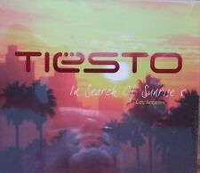 "Tiësto  ""In Search Of Sunrise 5 - Los Angeles Volume 1""  2xCD * Songbird CD 09"