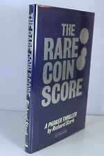 The Rare Coin Score by Richard Stark Donald Westlake, 1st Edition, Signed