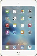 Apple iPad mini 4 Wi-Fi + Unlocked Cellular 16GB - Gold - MK882LL/A (Brand New)