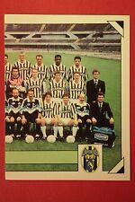 Panini Calciatori 1993/94 1993 1994 n. 117 JUVENTUS SQUADRA DA EDICOLA !